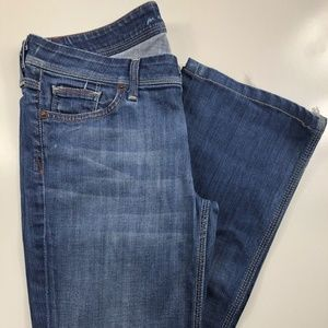 7 for all mankind Flynt Boot Cut Jeans DZ09